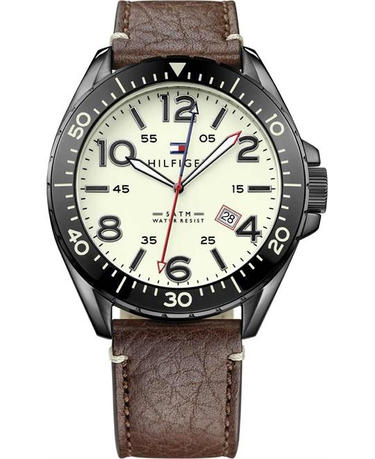 Tommy Hilfiger Men's 1791133 Casual Sport Watch 46mm
