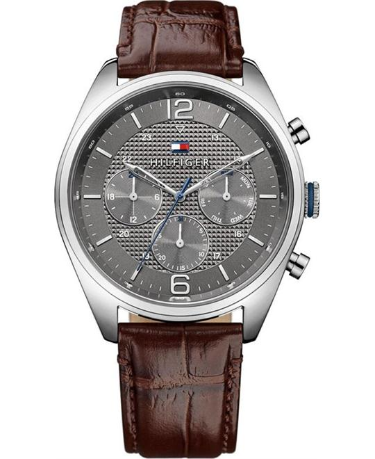 Tommy Hilfiger Men's  Sophisticated Sport Watch 44mm
