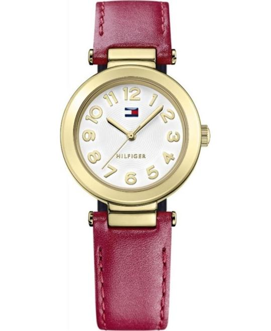 Tommy Hilfiger Reversible Red and Blue Women's Watch 32mm