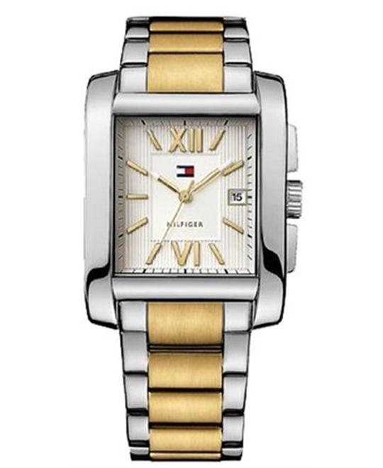 Tommy Hilfiger Two-tone Bracelet Men's watch 32mm