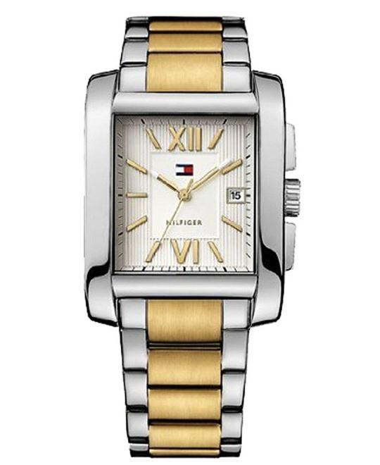 Tommy Hilfiger Two-tone Bracelet Men's watch