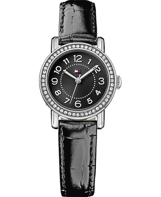 Tommy Hilfiger Women's Quartz Black Watch 28mm
