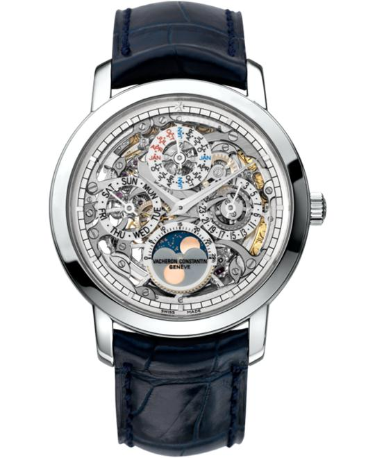 TRADITIONNELLE 43172/000P-9236  PERPETUAL OPENWORKED 39MM