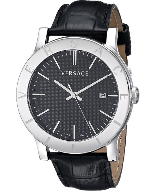 "Versace ""Acron"" Men's Watch 43mm"