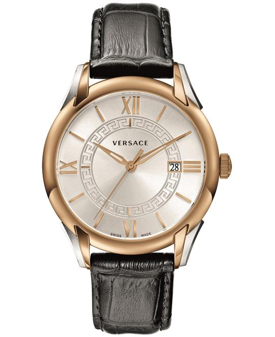 Versace 'APOLLO' Swiss Casual Men's Watch 42mm