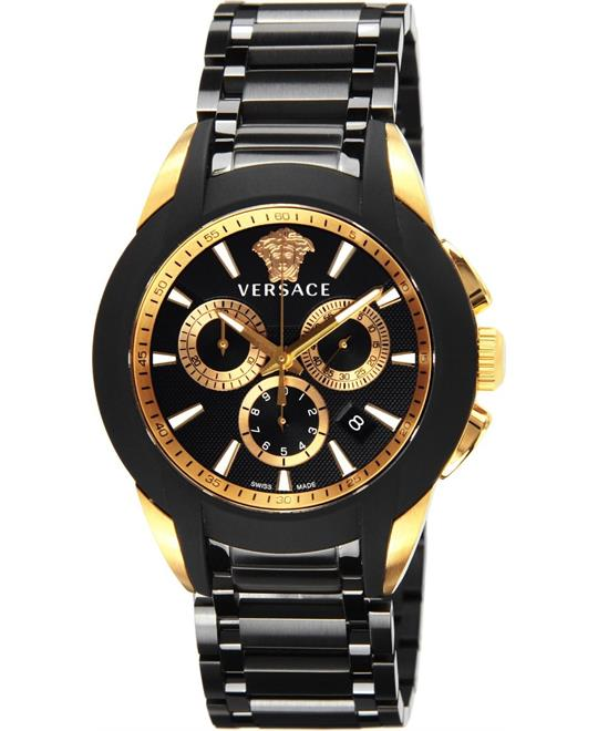 Versace Character Chronograph Men's Watch 42,5mm