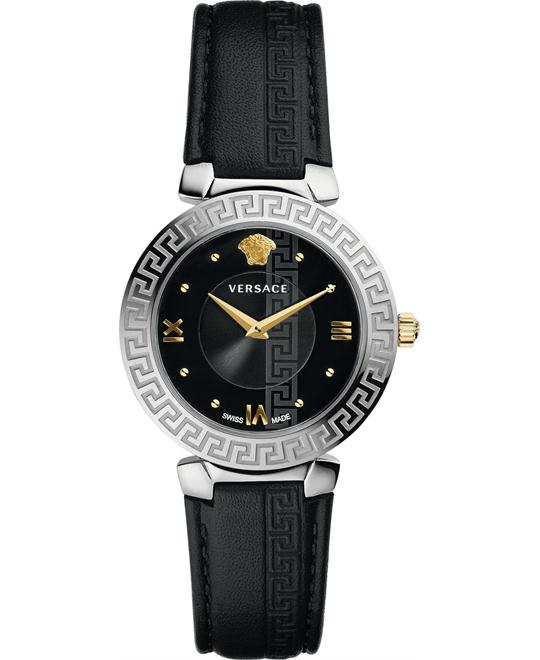 Versace 'DAPHNIS'  Women's Swiss Quartz Watch 35mm