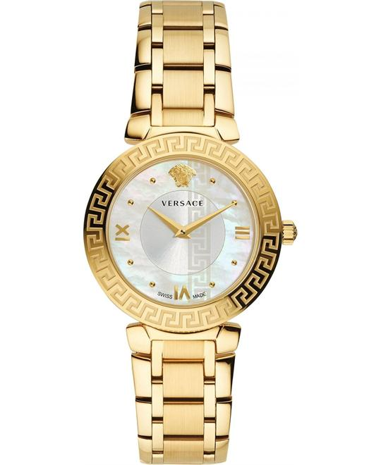 Versace Daphnis Swiss Quartz Watch 35mm