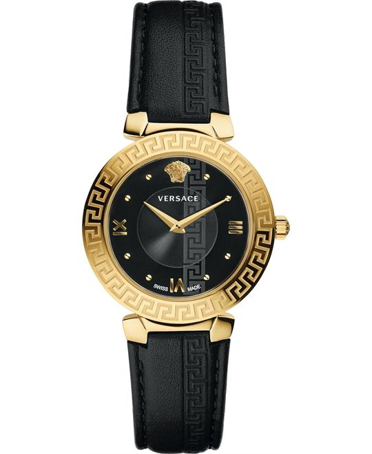 Versace 'Daphnis' Swiss Quartz Watch 35mm