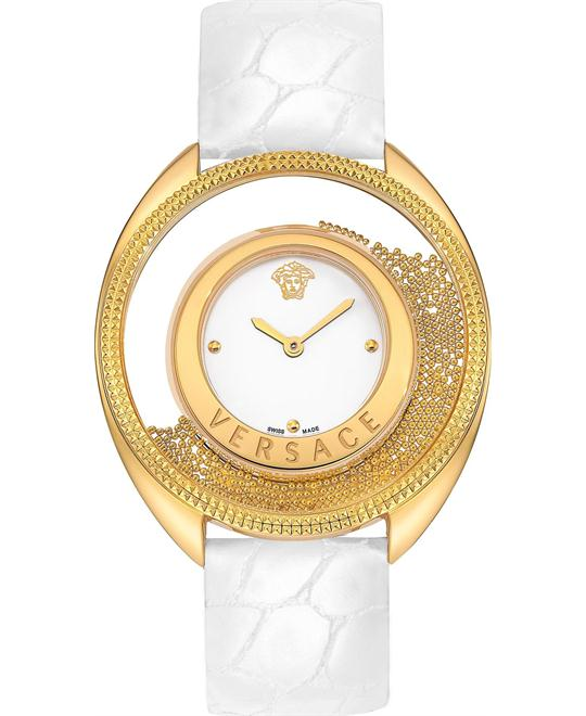 VERSACE Destiny Spirit Gold PVD Watch 39mm