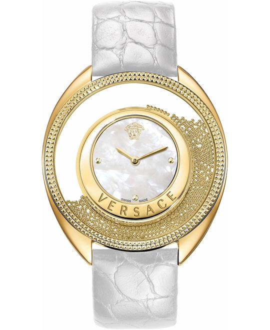 VERSACE Destiny Spirit White Mother of Pearl 36mm