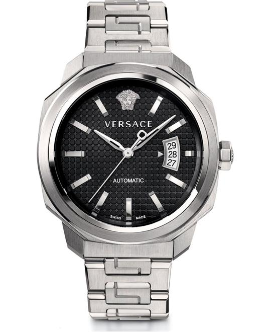 VERSACE Dylos Automatic Pattern Watch 42mm