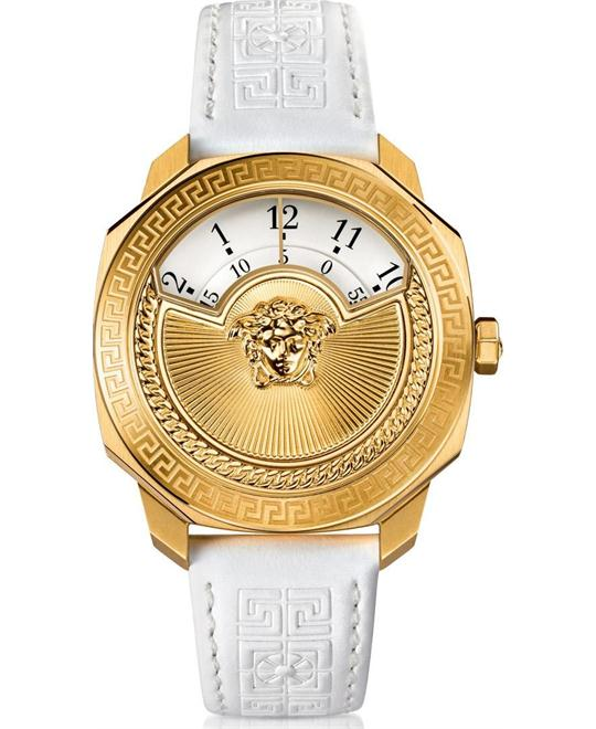 Versace 'Dylos Icon' Swiss Quartz Women's Watch 38mm