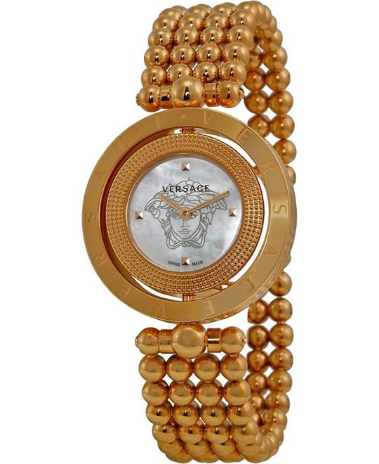 VERSACE Eon Mother of Pearl Ladies Watch 33.5mm
