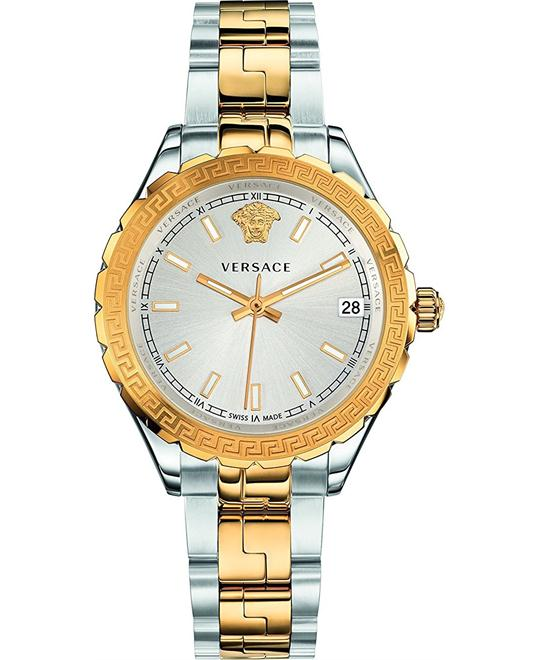 Versace 'HELLENYIUM' Swiss Quartz Women's Watch 35mm