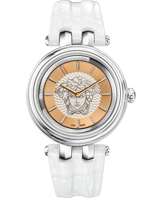 Versace KHAI Swiss Quartz Watch 38mm