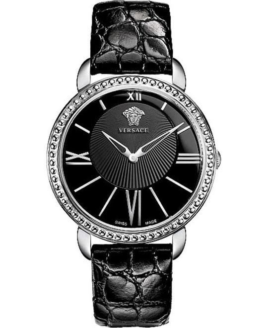 Versace Krios Sapphire Crystal Watch 37mm