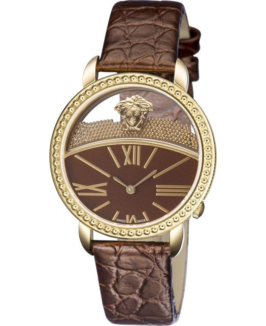 Versace KRIOS Swiss Quartz Watch 38mm
