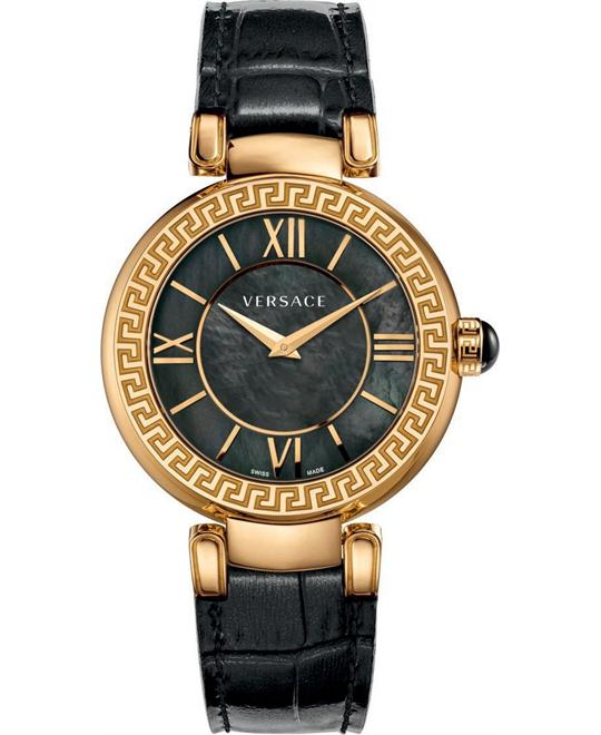 Versace Leda Wristwatch Gold Watch 38mm