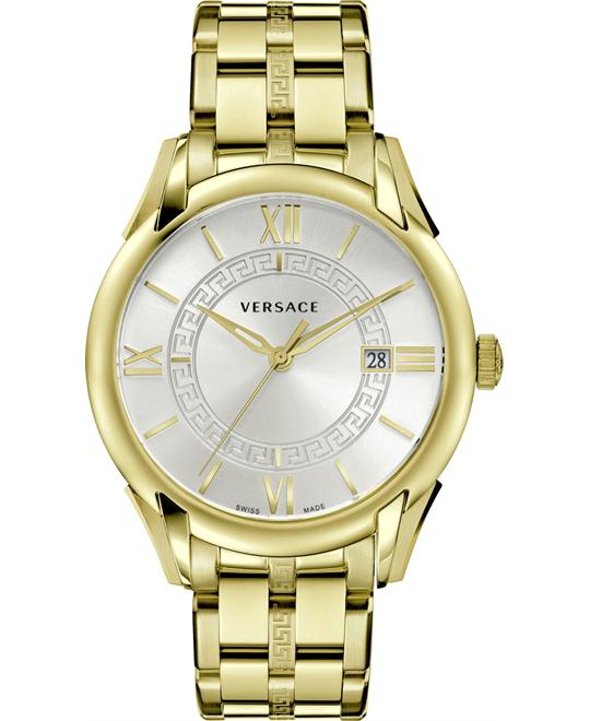 Versace Men's 'APOLLO' Swiss Quartz  Watch 42 mm