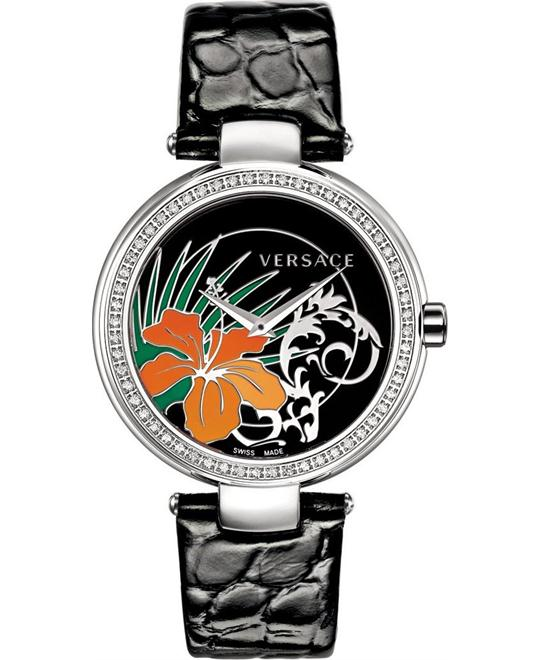 Versace Mystique Diamond Sunray Watch 38mm