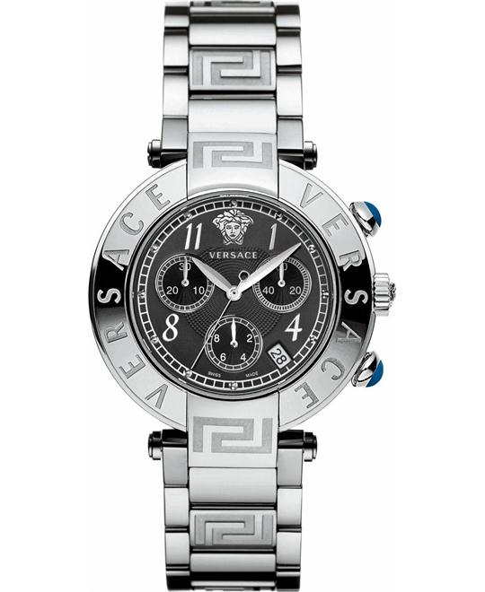 Versace Reve Unisex Swiss Watch 40mm