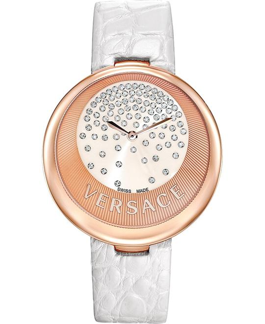 VERSACE Perpetuelle Diamonds Watch 40mm