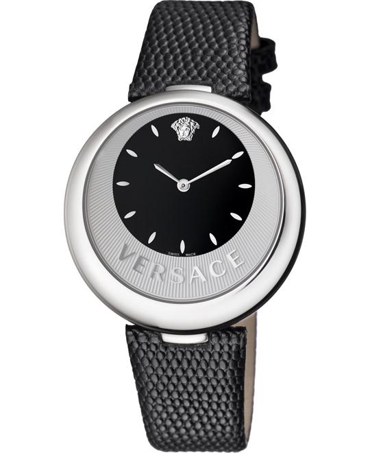 Versace PERPETUELLE Swiss Quartz Watch 40mm