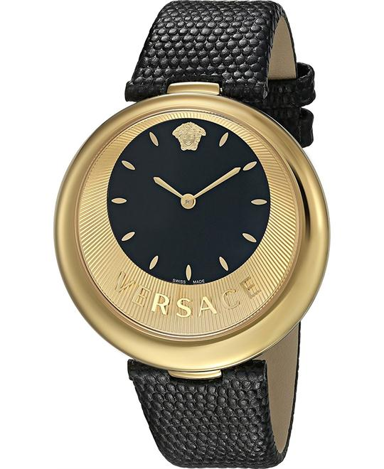 Versace PERPETUELLE' Swiss Quartz Watch 40mm