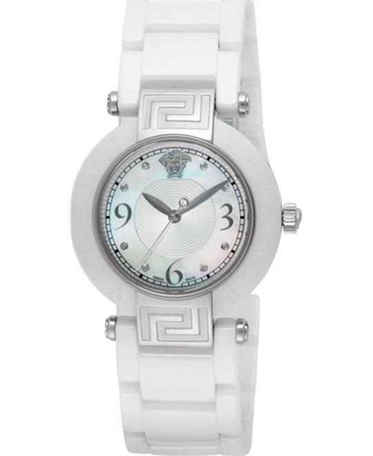 Versace Reve Ceramic Women's Watch 34.5mm