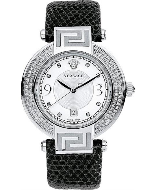 Versace Reve Analog Display Swiss Quartz Watch 35MM