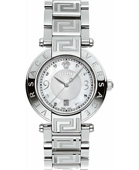 Versace Reve Mother-Of-Pearl Watch 35mm
