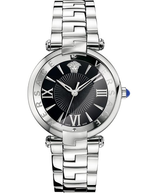 Versace Rêvive Swiss Quartz Watch 35mm