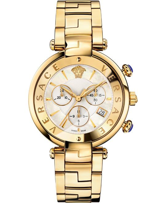 Versace Rêvive CHRONO MOP Watch 41mm