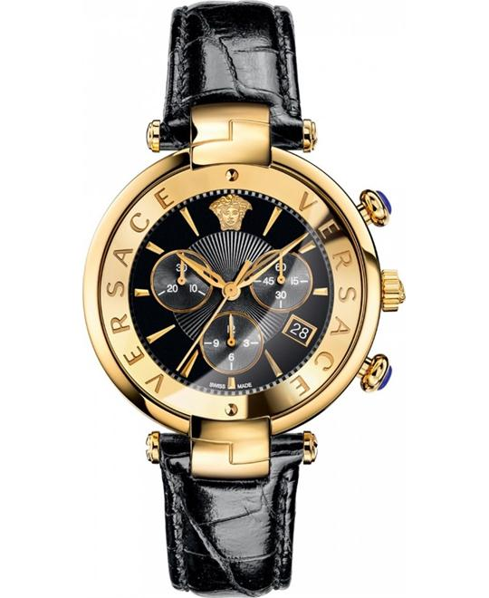 Versace Rêvive Chronograph Watch 41mm