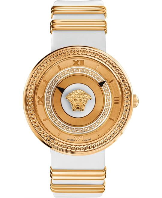 Versace V-Metal Swiss Unisex Watch 40mm
