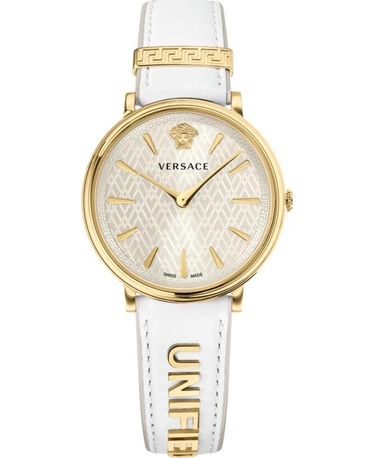 Versace V-circle Manifesto Unified Watch 38mm