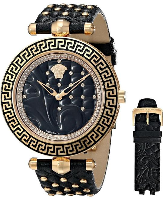 VERSACE Vanitas Diamond Ladies Watch 40mm