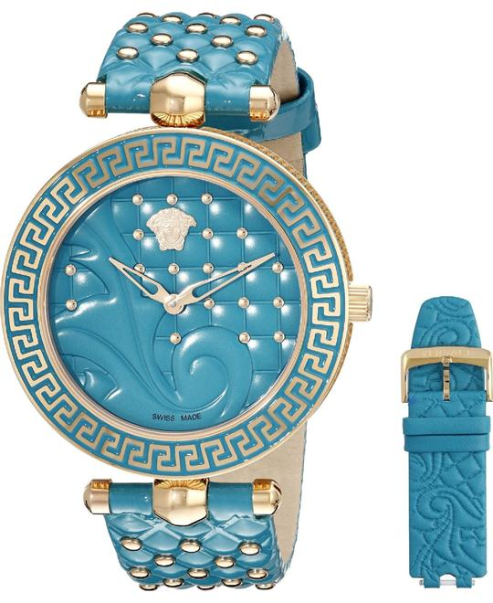 Versace Vanitas Gold Ion-Plated Watch 40mm