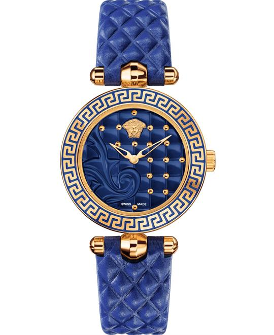Versace Vanitas Micro Swiss Quartz Women's Watch 30mm
