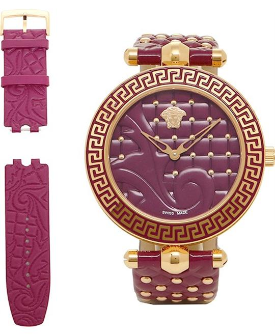 Versace Vanitas Purple Women's Watch 40mm