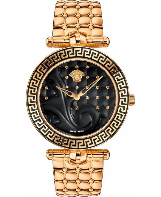 VERSACE VANITAS WOMEN'S  SWISS QUARTZ WATCH 40mm