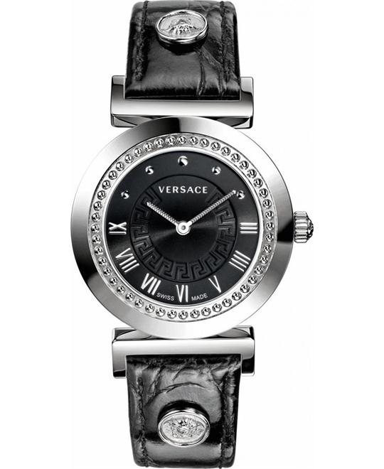 Versace Vanity Women's  Watch 35mm