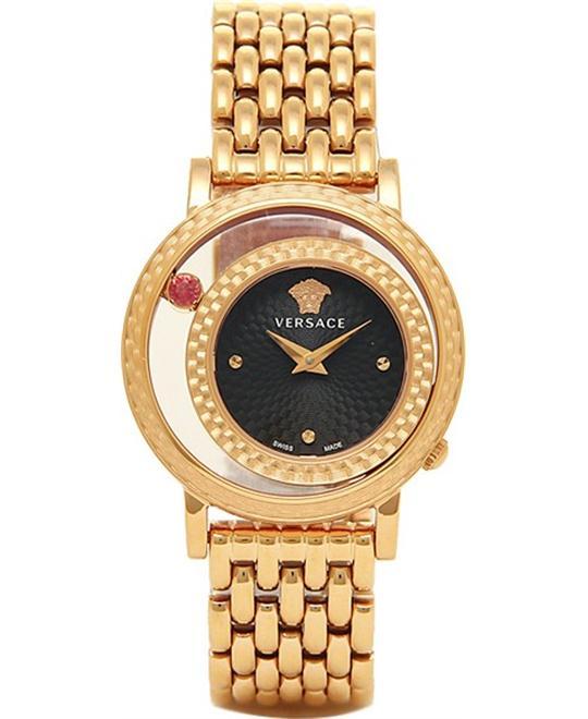 Versace Venus Gold-Tone Women's Watch 33mm