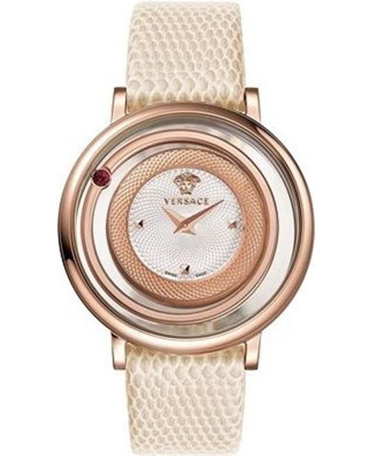 Versace 'Venus' Quartz Casual Women's Watch 39mm