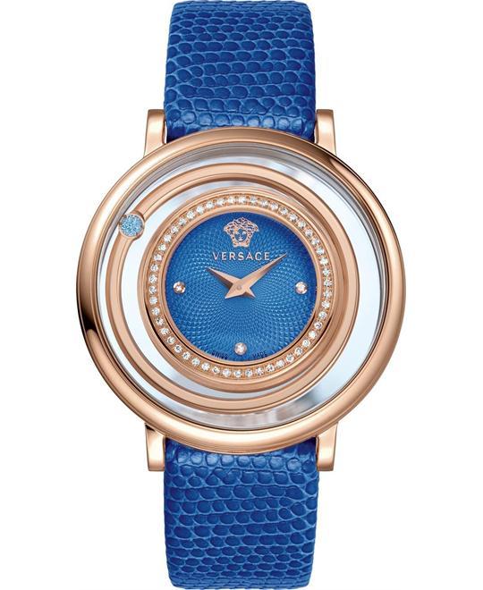 Versace Venus Diamond Rose Gold Watch 39mm