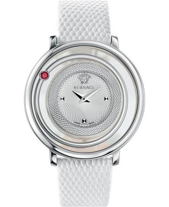 Versace Venus White  Stainless Watch 39mm
