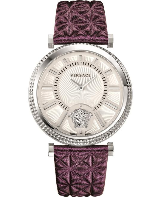 Versace VQG010015 V-HELIX Swiss Women's Watch 38mm
