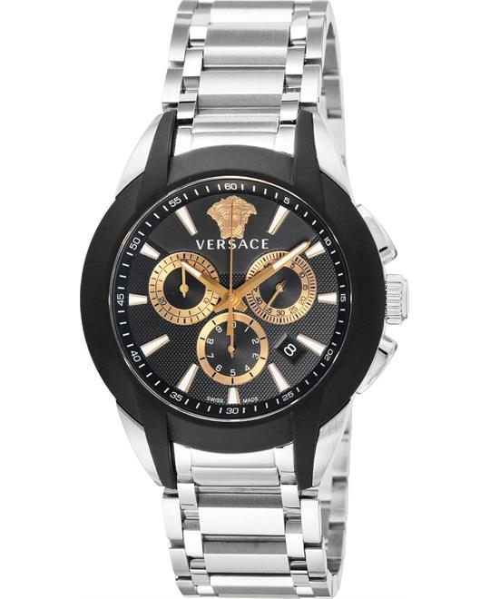 Versace Watch Character Chronograph Date 42.5mm