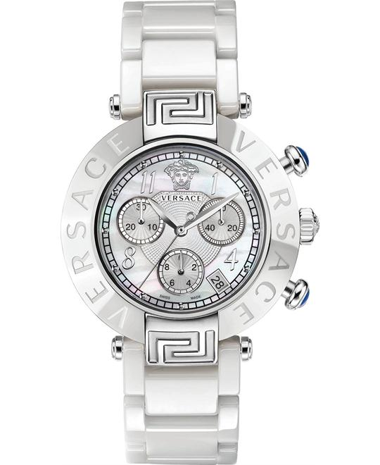 Versace Watch Swiss  Ceramic Bracelet 40mm